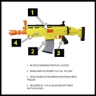 NERF - Fortnite AR-L/SCAR Dartblaster