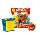 SuperZings Hideout Pack, sortiert