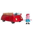 Peppa Pig - Kleine Rettungsfahrzeuge, 3-er Pack mit Figuren