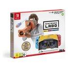 Nintendo - Switch: Nintendo Labo Toy-Con 04 VR-Set, Basispaket + Blaster