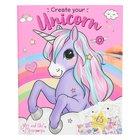 Ylvi & the Minimoomis - Create your Unicorn Malbuch
