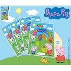 Peppa Pig - Geschenkbeutel, 6 Stück