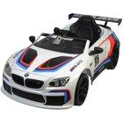 BMW M6 GT3 12V mit R/C, weiss