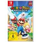 Nintendo - Switch: Mario & Rabbids Kingdom Battle