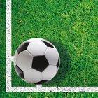 Procos - 20 Servietten, Fußball Party