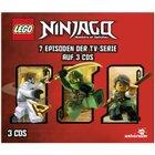 CD Hörspiel - LEGO Ninjago: Hörspielbox 5