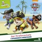 CD Hörspiel - Paw Patrol: Der Piratenschatz (13)