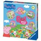 Peppa Pig - 6-in-1 Spielesammlung
