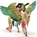 Schleich - 70566 Surah mit Glitzer-Pegasus