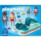 PLAYMOBIL - 9424 Tretboot