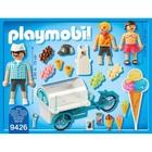 PLAYMOBIL - 9426 Fahrrad mit Eiswagen