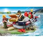 PLAYMOBIL - 9435 Luftkissenboot mit Unterwassermotor