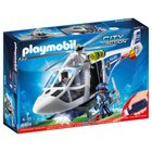 PLAYMOBIL - 6874 Polizei-Helikopter mit LED-Suchscheinwerfer