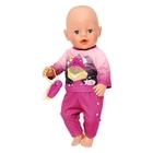 BABY born - Play&Fun, Outfit mit Nachtlicht