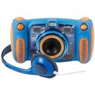 VTech - Kidizoom Duo 5.0, blau