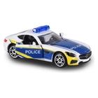 Majorette - Polizei Geschenkset, 5-teilig