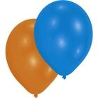 Riethmüller - Latexballons Metallic, sortiert, 10 Stk.