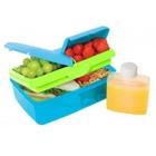 Sistema - Lunchbox Quaddie 1,5l und Trinkflasche, sortiert