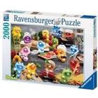 Ravensburger - Puzzle: Küche, Kochen, Leidenschaft, 2000 Teile