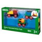 BRIO - Zug mit Batterielok