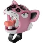Crazy Safety - Fahrradklingel Pink Leopard