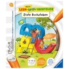 Ravensburger - tiptoi Buch: Mein Lern-Spiel-Abenteuer - Erste Buchstaben