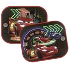 Disney Cars - Sonnenschutz, neon, 2er Pack