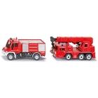 SIKU Super - 1661: Feuerwehr-Set