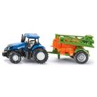 SIKU Super - 1668: Traktor mit Feldspritze