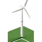 SIKU Super - 3935: LKW mit Windkraftanlage, 1:50