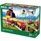 BRIO - Bahn Bauernhof Set
