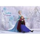 Ravensburger - Puzzle Disney Die Eiskönigin: Freundinnen für immer, 2x24 Teile