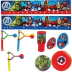 The Avengers - Favour Pack, 48-tlg.
