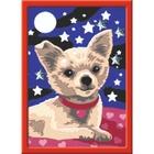 Ravensburger - Malen nach Zahlen: Lieber Chihuahua