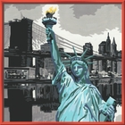 Ravensburger - Malen nach Zahlen: New York City
