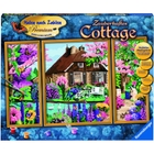 Ravensburger - Malen nach Zahlen: Zauberhaftes Cottage