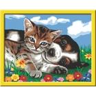 Ravensburger - Malen nach Zahlen: Tierfreundschaft