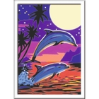 Ravensburger - Malen nach Zahlen: Delfine