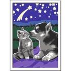 Ravensburger - Malen nach Zahlen: Hund und Katze
