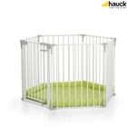 Hauck- Laufgitter Baby Park, White/Lime