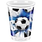 Procos - Goal Fußball Becher, 10 Stück
