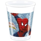 Ultimate Spider-Man Web Warriors - 8 Plastikbecher