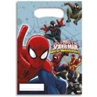 Ultimate Spider-Man Web Warriors - 6 Partytüten