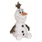 Simba - Disney Die Eiskönigin: Plüschtier Olaf, sitzend, ca. 20 cm