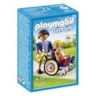 PLAYMOBIL - 6663 Kind im Rollstuhl