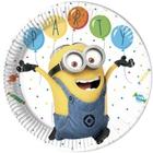 Minions Balloons - 8 Teller