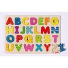 Goki - Holzpuzzle Alphabet