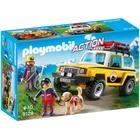 PLAYMOBIL - 9128 Bergretter-Einsatzfahrzeug