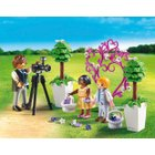 PLAYMOBIL - 9230 Fotograf mit Blumenkindern