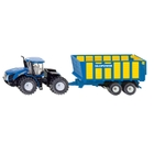 SIKU Farmer - 1947: New Holland Knicklenker mit Silagewagen, 1:50